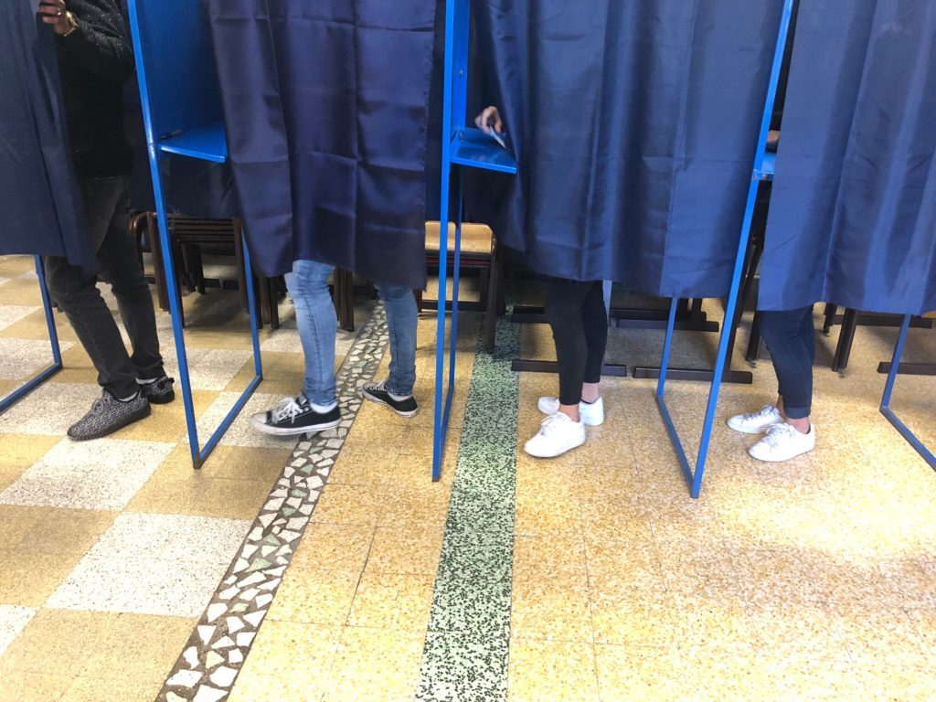 ELECTION-DELEGUES6 - La Salle Deforest de Lewarde